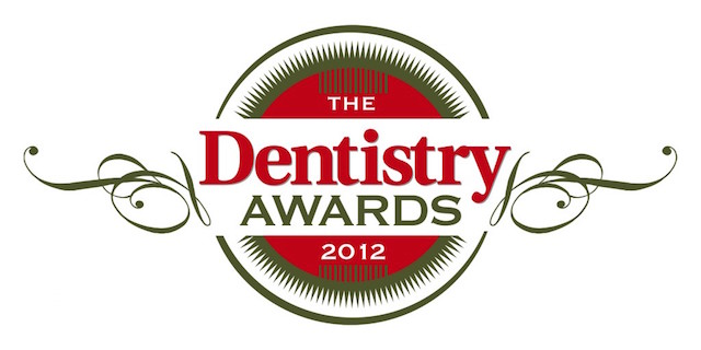 Dentistry awards 2012 won by Parrock dental & Implants Centres