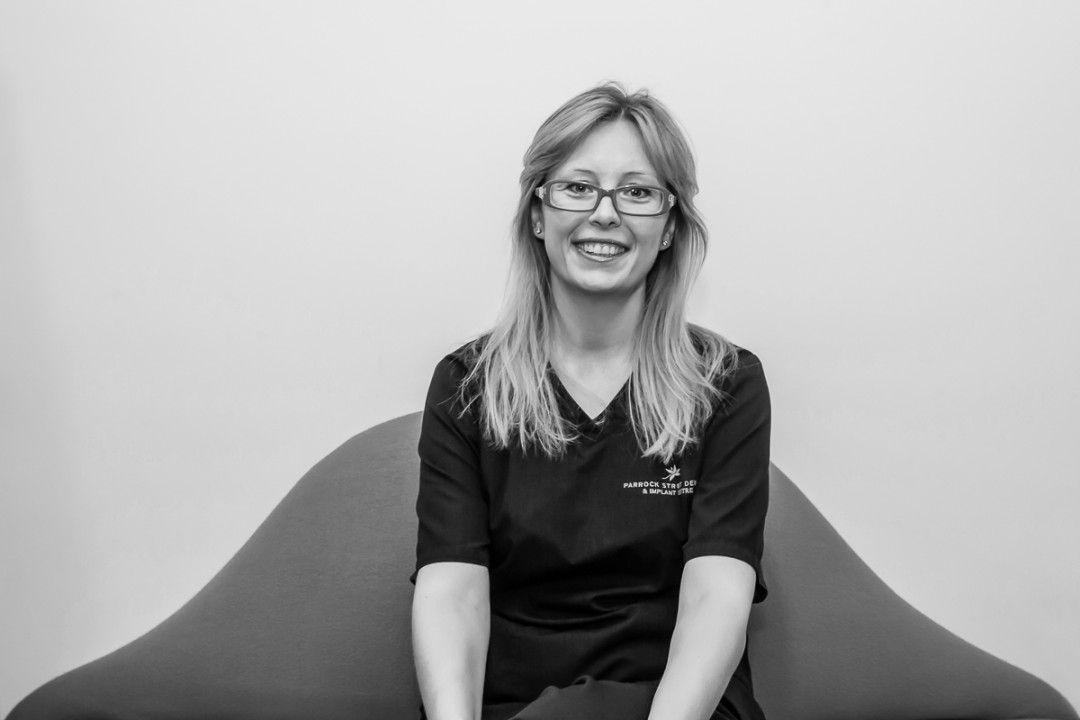 Visit Our Hygienist Vilma!
