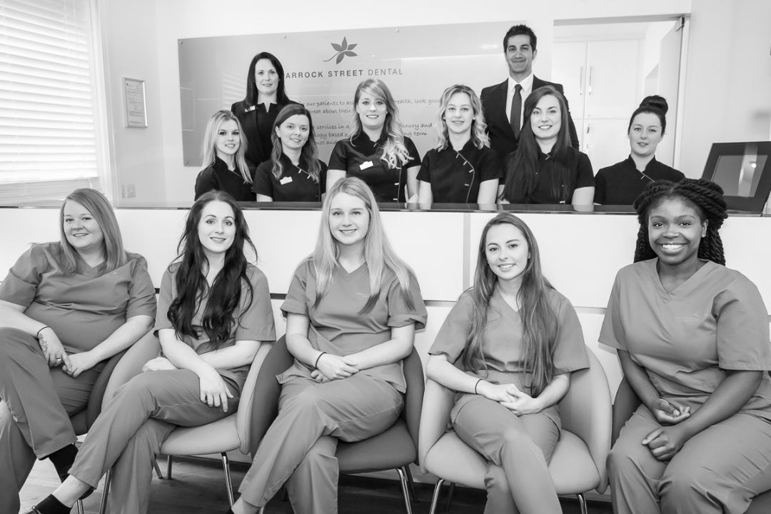 Parrock Street Dental- Award Winners